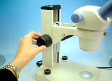 低価格ズーム式顕微鏡 NSZ-405