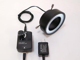 LEDリング照明