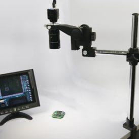 ビデオマイクロスコープ