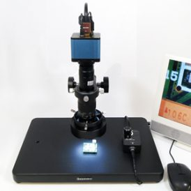 Full HD Microscope With Built In Measurement Function