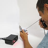 ボアマイクロスコープ用 LED照明