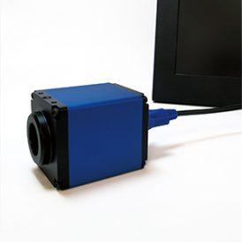 USBメモリスロットル付 PCモニタダイレクトカメラ GR130XGA3