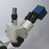 Camera kết nối trực tiếp với PC dùng cho kính hiển vi 〈có khe cắm thẻ nhớ USB〉 HDCE-SXGA3T