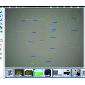 多機能画像計測ソフト MeasurePRO-Ex