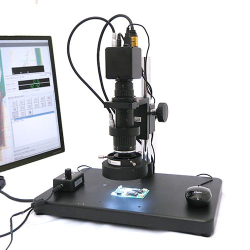 ノンキャリブレーション マイクロスコープ CT200HD